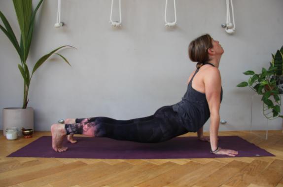 yoga in menopause