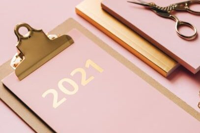 a 2021 planner the latte lounge