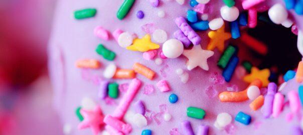sugary doughnuts, how to break the sugar habit