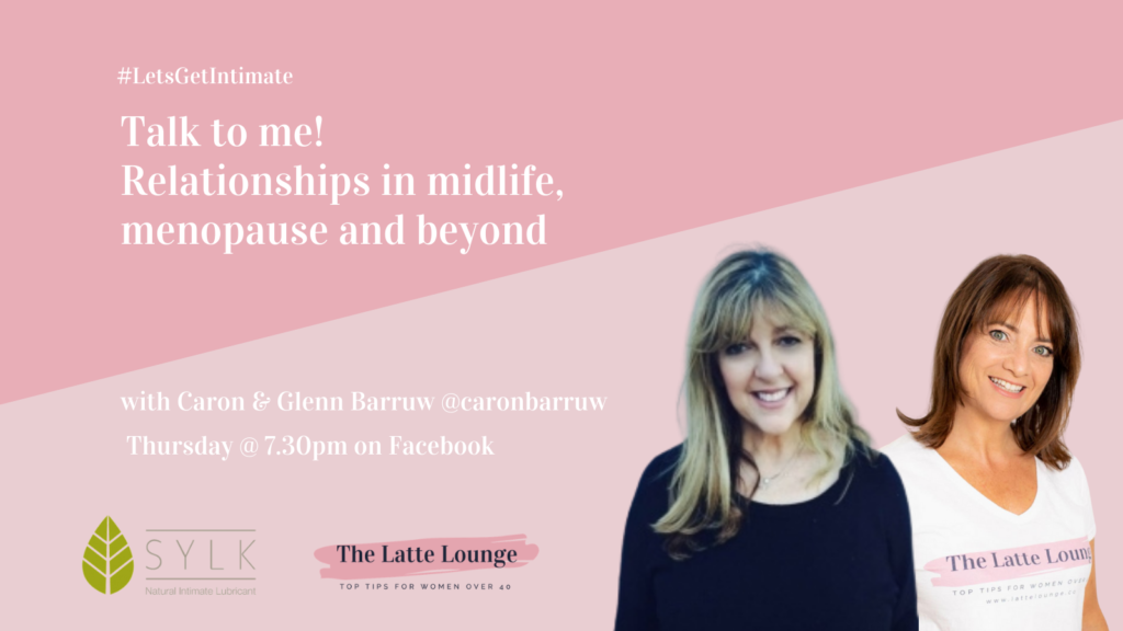 talk to me relationships midlife menopause beyond